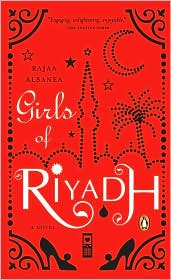 Girls of Riyadh Book Cover