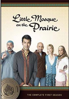 Little Mosque on the Prairie DVD cover