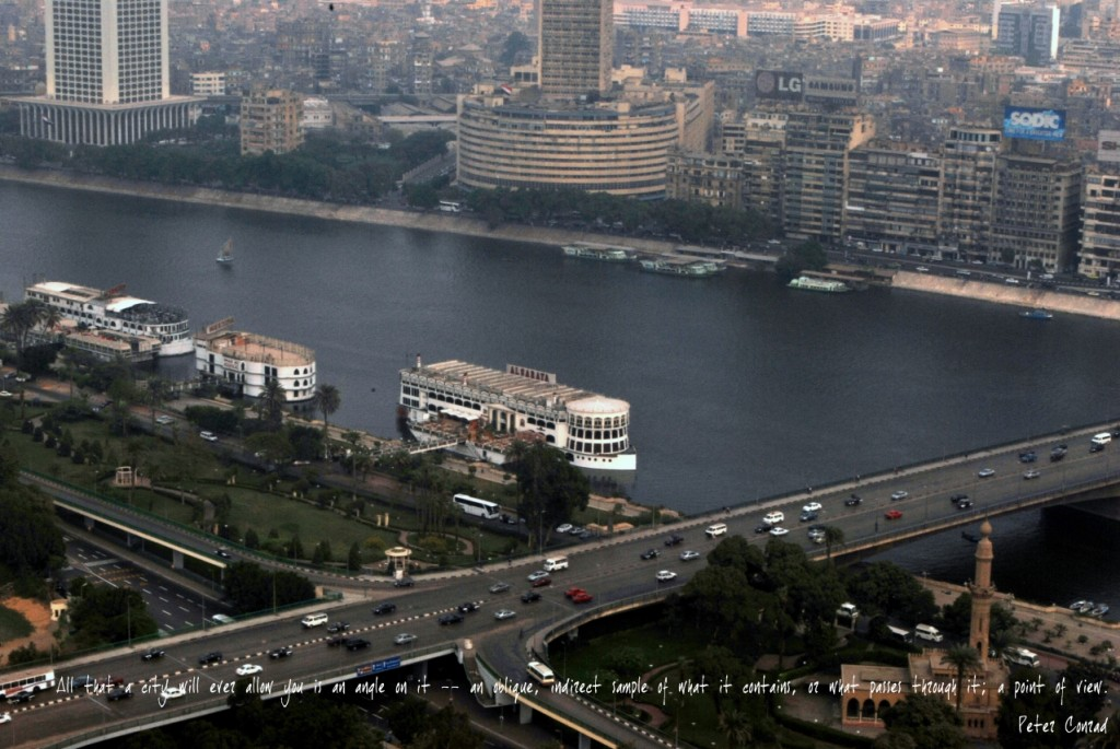 An Angle On Cairo - Click on the image for the full size version