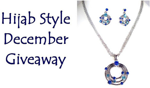 Hijab Style December Giveaway