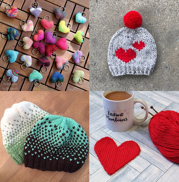8 Free Patterns You Can Crochet or Knit for Valentine's ...